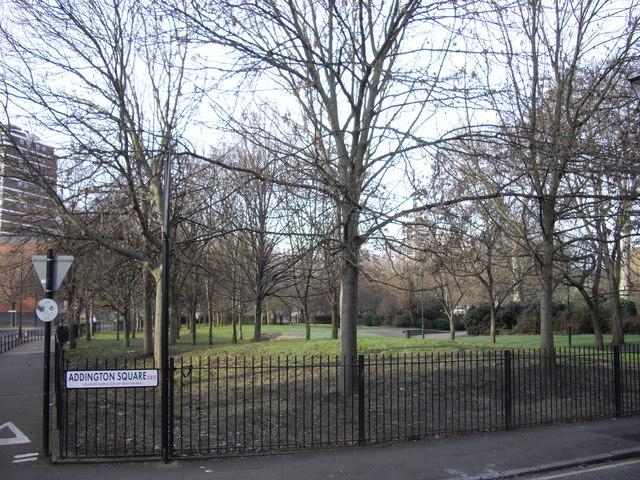 Addington Square Camberwell
