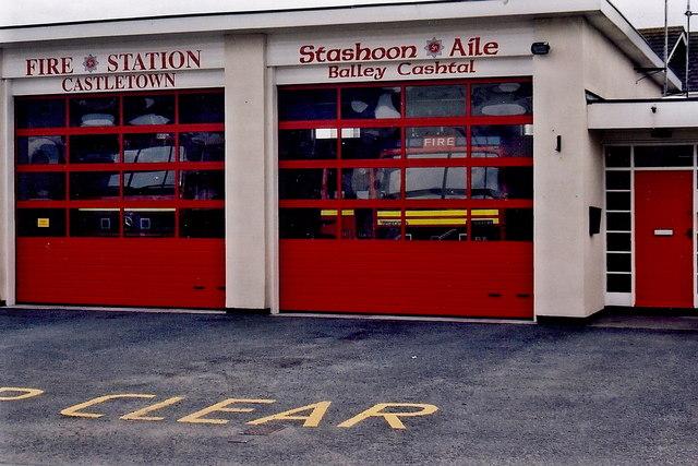 Castletown - Farrants Way Fire Station (Stashoon Aile)