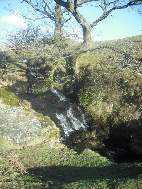 Waterfall, Hol Beck