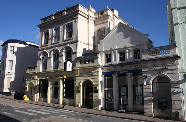 Former pump room and baths