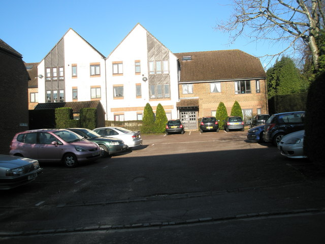 Flats in Mead Way
