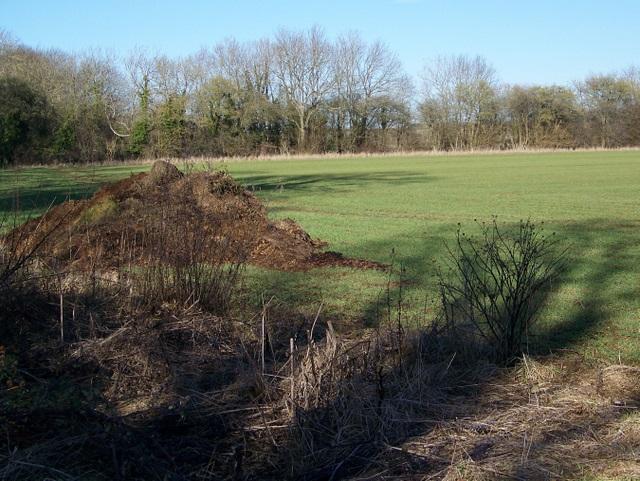 Arable land near Little Faringdon