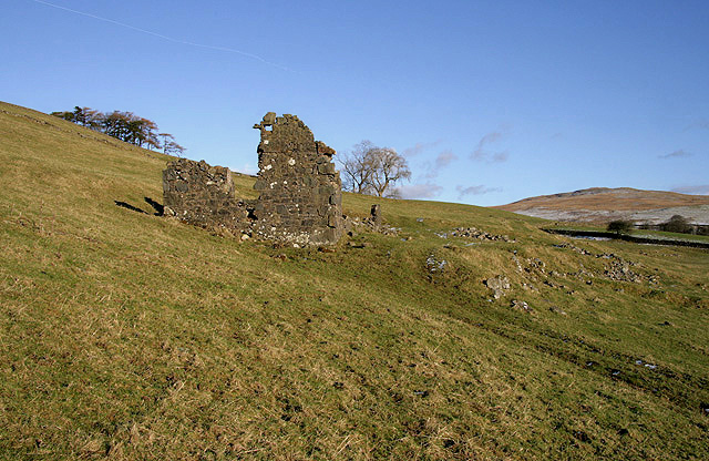 A ruin to the west of Tererran