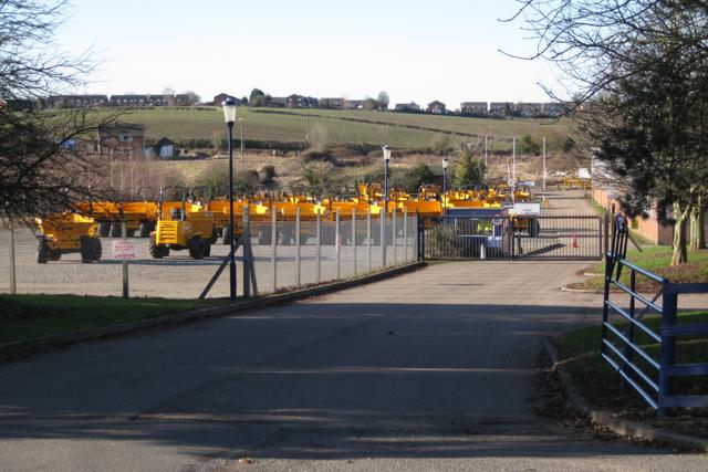 Thwaites' gates