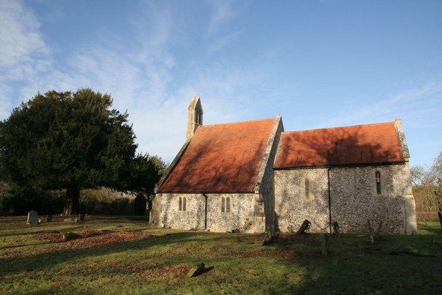 St Mary's Newnham Murren