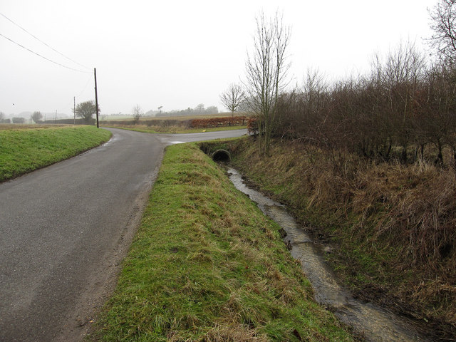 Road out of Westley Waterless