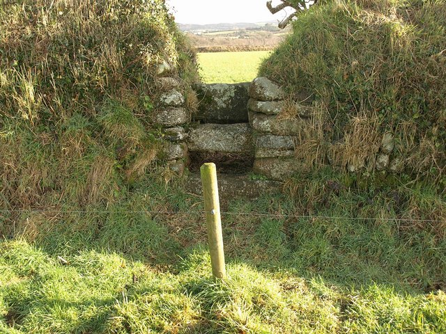 Stone stile, Trevillyn