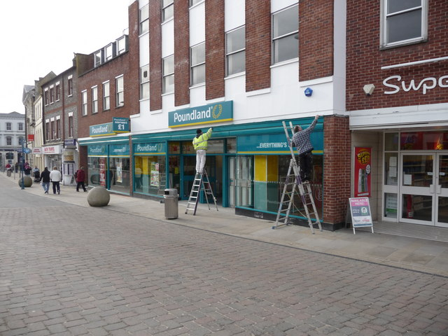 Andover - Woolworths Nomore