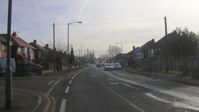 Brandlesholme Road, Bury
