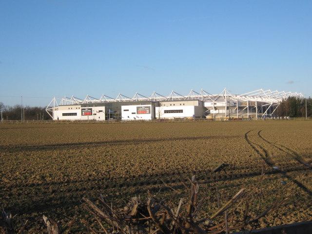 The Northern Echo Darlington Arena