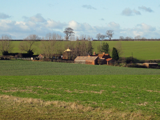 Farms on Horkstow Wolds