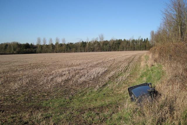 Field north of Tanner's Farm