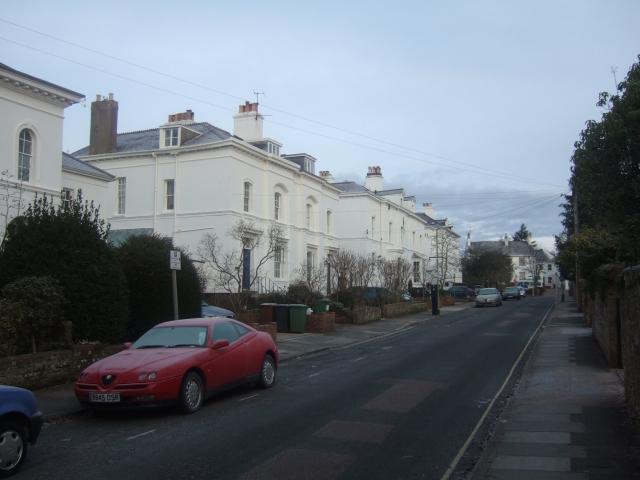 Victoria Park Road, EX2