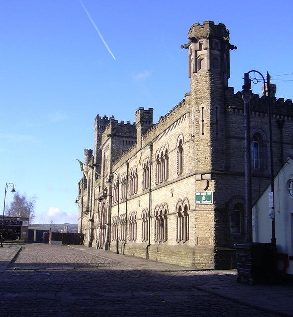 Castle Armoury, Castle Street, Bury