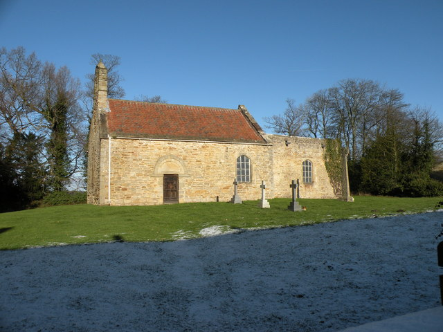 The Old Chapel at Croxdale Hall