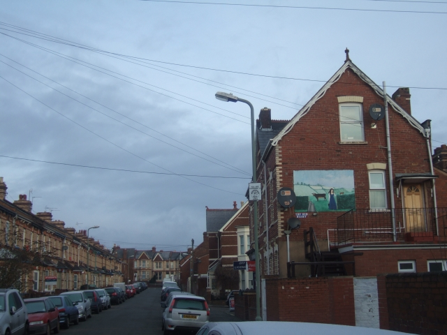 Jubilee Road, Exeter