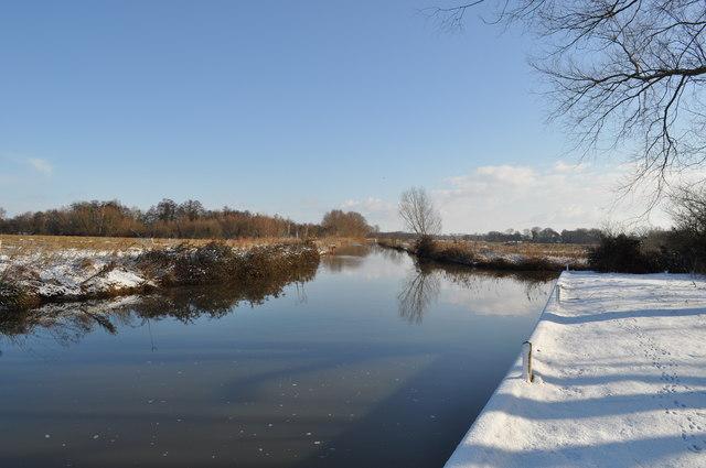Pye's Mill Moorings