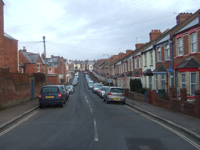 Commins Road, Exeter