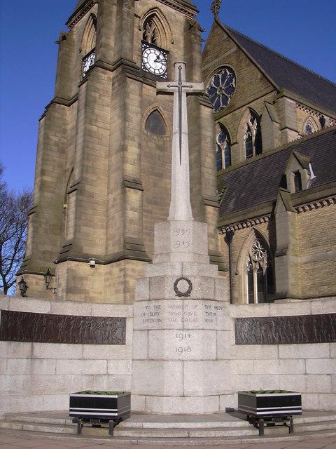Bury War Memorial