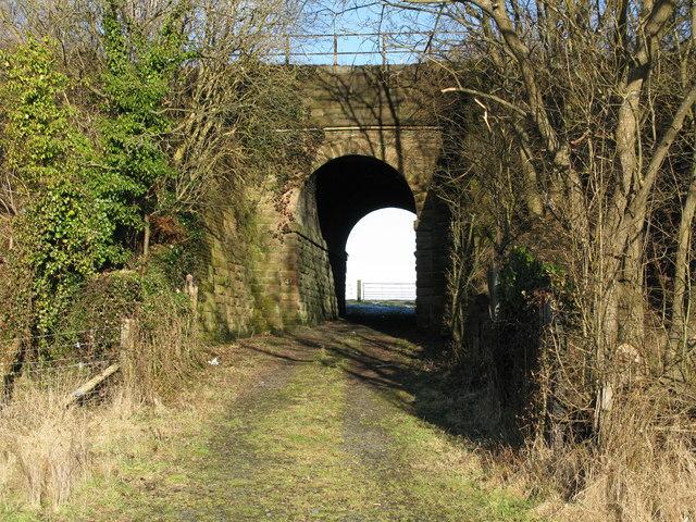 Small Railway Bridge between Newton and Uddingston