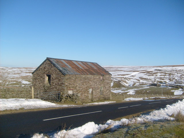 Mutton Hall barn