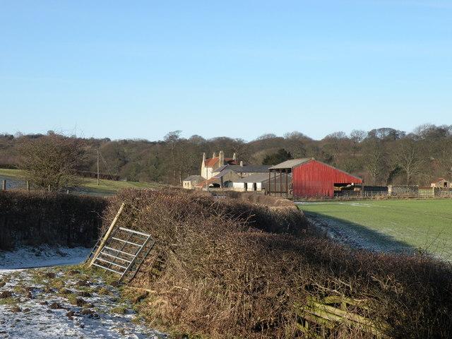 Low Butterby Farm
