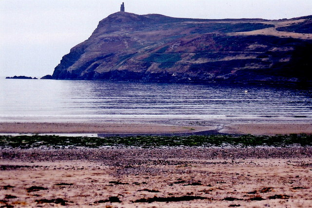 Port Erin - Port Erin Bay and Bradda Head