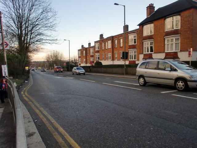 Barnet Hill, Barnet, Hertfordshire