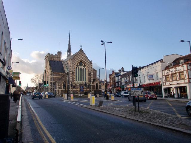 St John the Baptist Church, Barnet