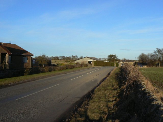 Muiredge houses
