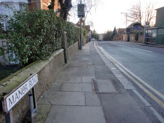 Manor Road, Barnet, Hertfordshire
