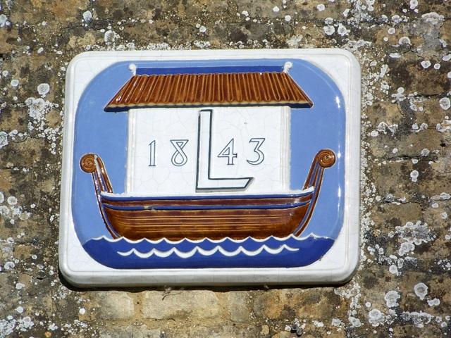 Plaque, Victoria Inn