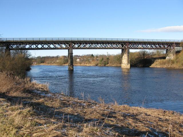 Former Carmyle Railway Viaduct