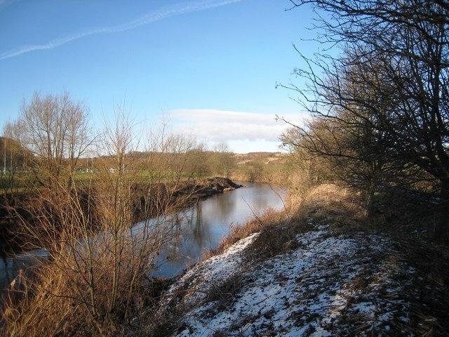 River Wear near Shincliffe Bridge