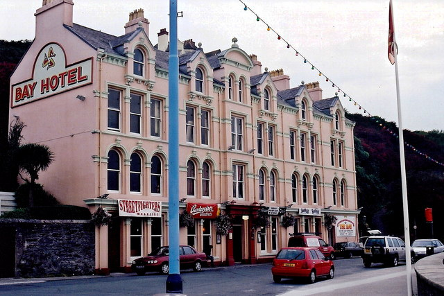 Port Erin - Bay Hotel and Pub