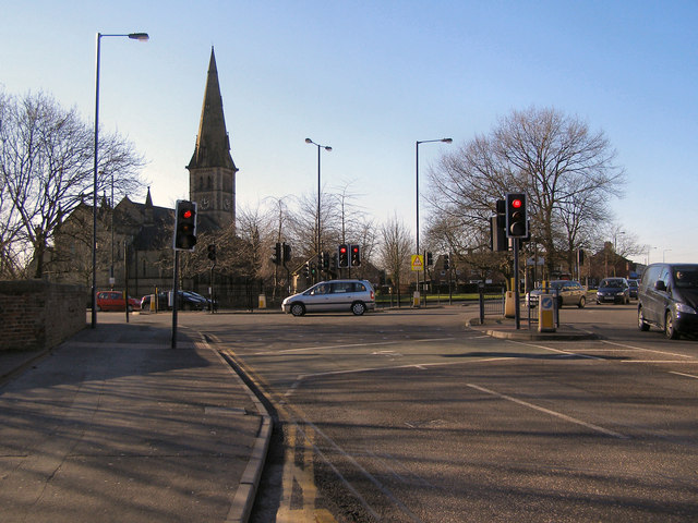 Guide Bridge junction