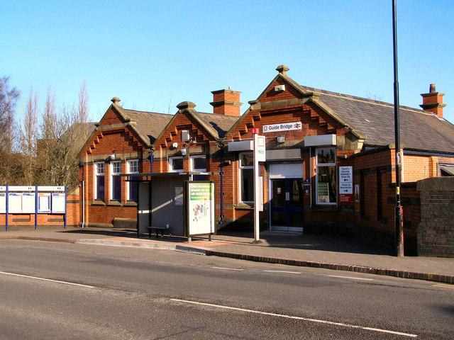 Guide Bridge Station