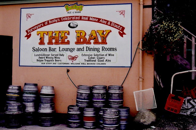 Port Erin - Bay Saloon Bar, Lounge and Dining Rooms