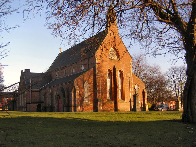 Christ Church, Ashton-Under-Lyne
