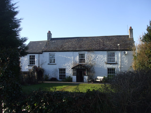Cottage near Magor Pill Farm