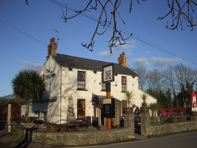 The Rose Inn, Redwick