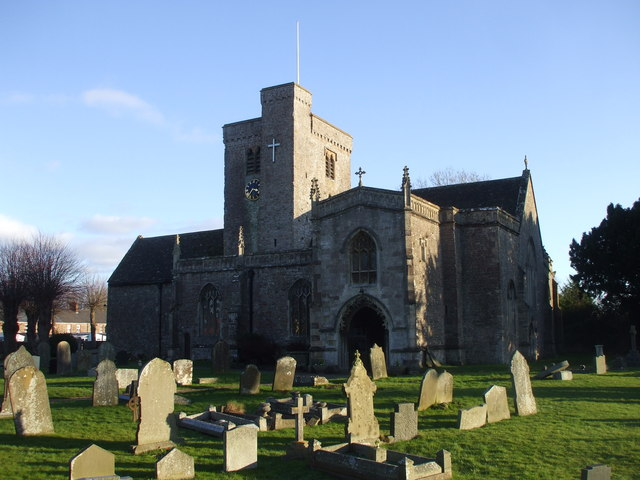 Church of St Mary the Virgin, Magor