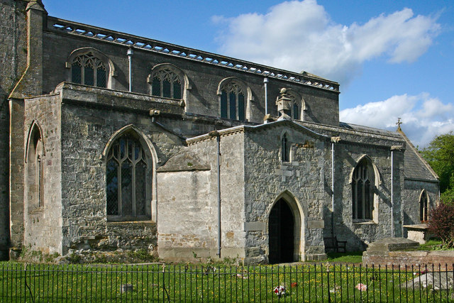 Slimbridge Church