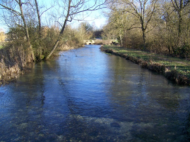 River Leach, Eastleach Martin