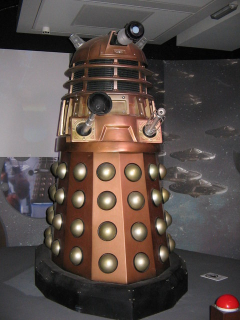 The daleks are coming