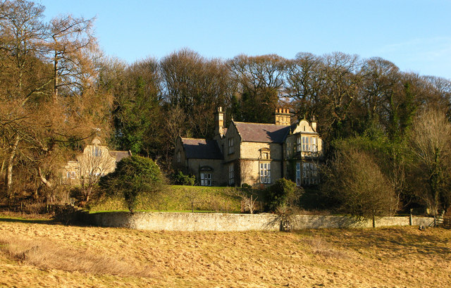 The Old Vicarage, Easby