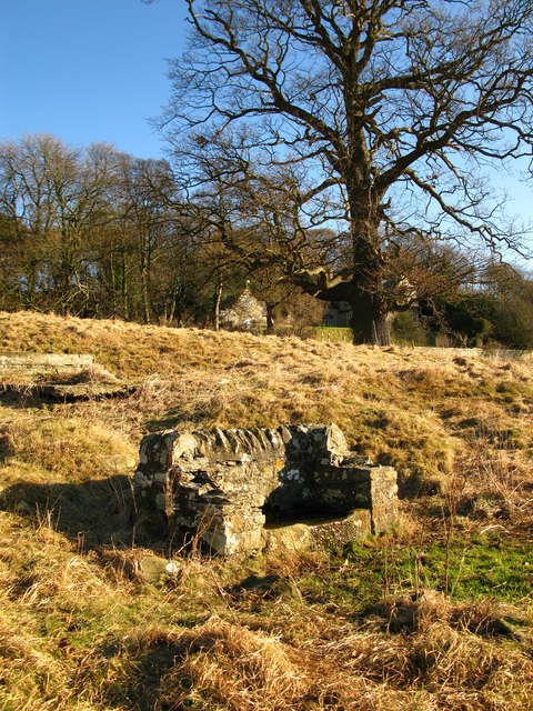 Water Trough, Easby