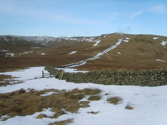 Wall, Crookdale