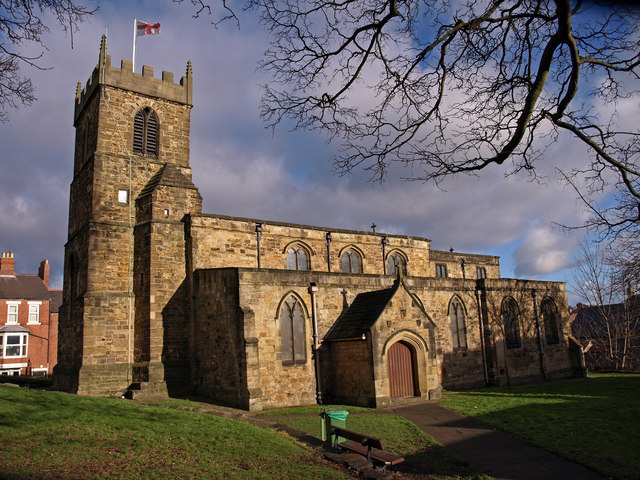 St. Margaret of Antioch, Durham