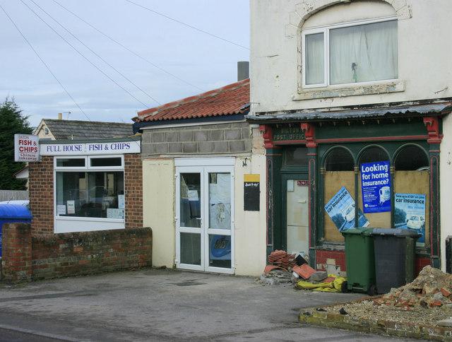 2010 : Dilton Marsh Post Office (closed)